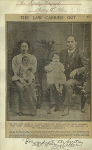 The Poon Gooey family, 1913