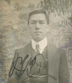 Harry Hookin, 1911. NAA: ST84/1, 1911/68/61-70.