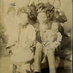 Ah Yin family of Adelong, c.1897